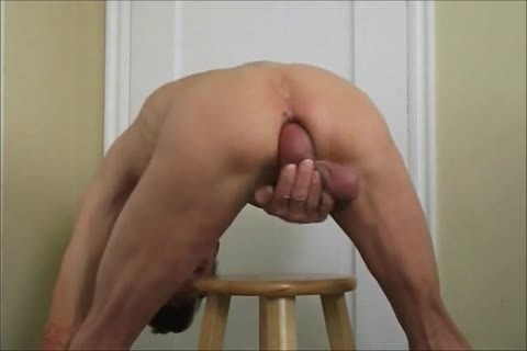gigantic naked cock and extraordinary wazoo and Self banging