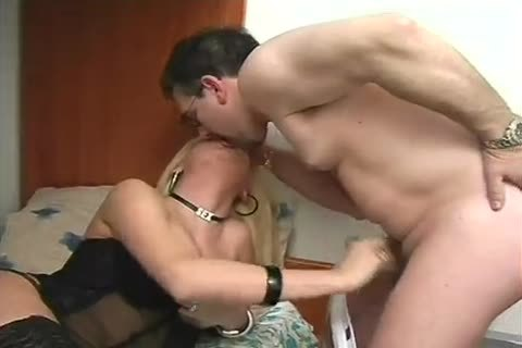 Blond Latino lady-guy In underware pound Hard An daddy lad