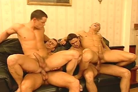 Masked males Have Their Way with Two Hunky Italian dudes