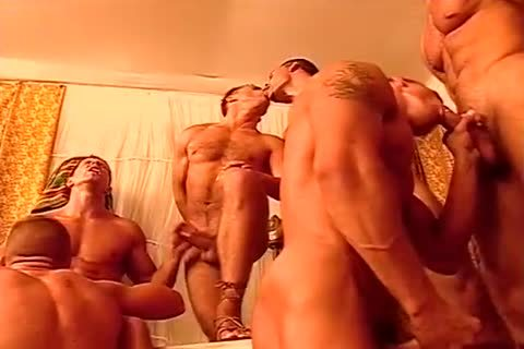 homo guys fuck One one greater quantity In A excited orgy
