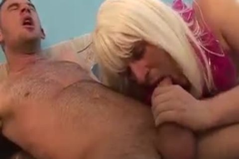 palatable Sissy lad acquires hammered - Julia Reaves