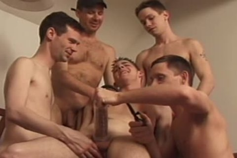 homosexual pumparty and self-engulfing experience
