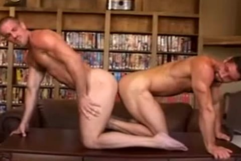 Colton Ford Dbl sex dildo bang