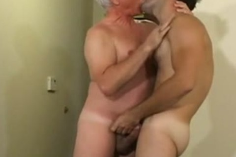 older dude nails Younger twink
