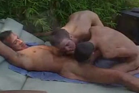 Jay Taylor ploughs Two young twinks