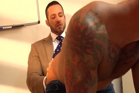 TEACHER pokes HIS lustful STUDENTS taut ass
