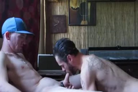Homestyle nailing - Damon Doggs cum Factory