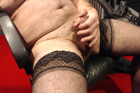 I Love To jack off In My Nylons. Love To Wear 'em In raunchy Encounters As Well.