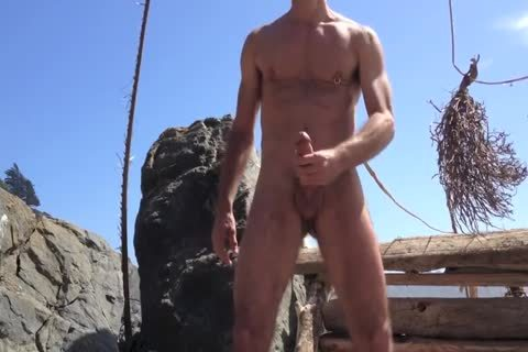 plowing And jerking off And Squirting At The in nature's garb Beach