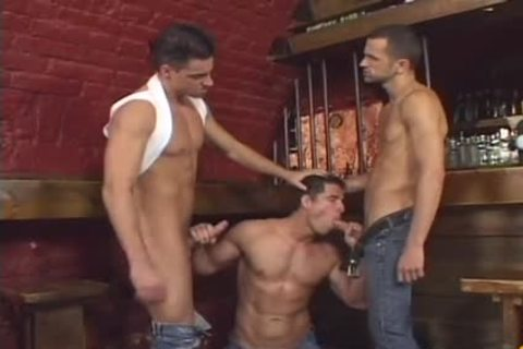 Uncut ramrod Sex Club - Scene 1