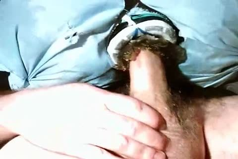 Pumping dick Into An Artificial jack off toy Made Of A Gel-type Material