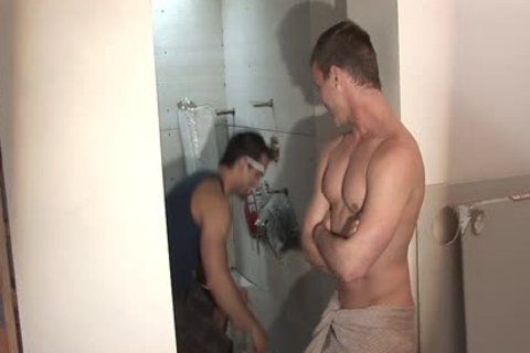 stunning homo Worker Getting slammed And came