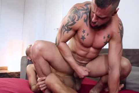 Antonio Biaggi And David Avila have a pleasure Sex jointly