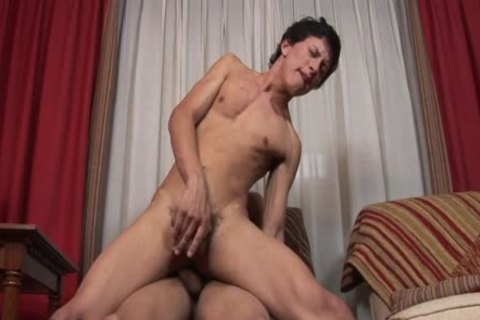 Two young homosexuals Have A raunchy Experience
