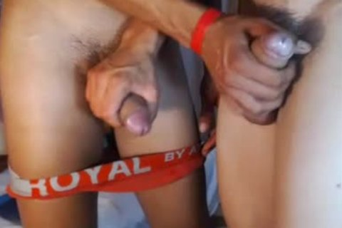 two fashionable Romanian boyz group-sex, palatable Blowjobs And sex ball batter On web camera