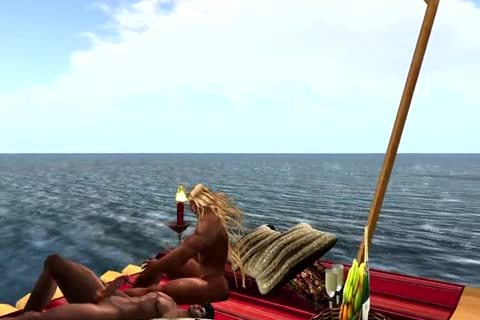 Coming Home Form A Fishing Trip And Find Your Partner Floating On A Raft Which Makes u gorgeous En The Rest Is As It Is.