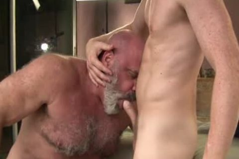 guys With Great penis bang good Daddy Bear