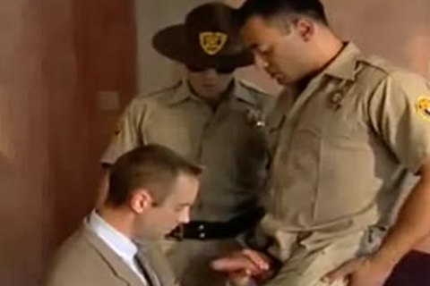 Two Cops And The Manger