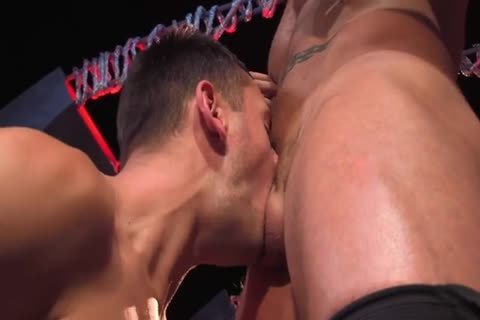 Austin Wolf  Uses Brenner's mouth & arse