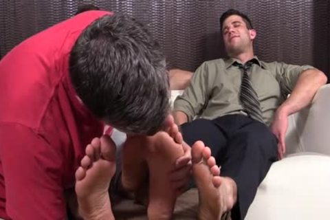 messy guys Cole And Kenny Love To Have Their Feet Worshipped
