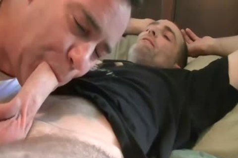 Jerking The lad Off And The males Are In Heat