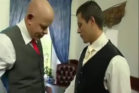 Giving Him Some oral sex And Then Licking His ass.