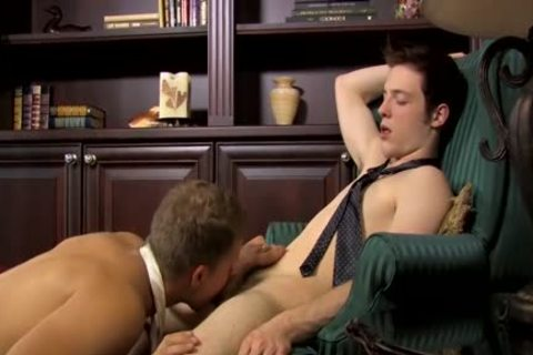 Jesse Jordan receives His chocolate hole pounded