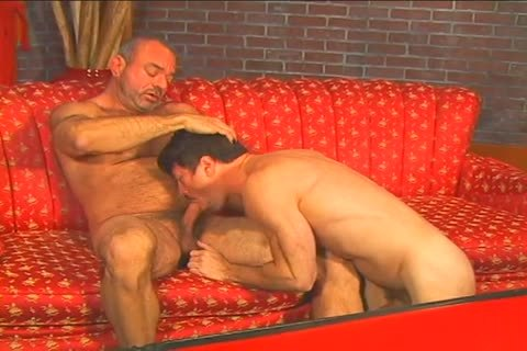 moist homosexual guy Muscle Mike plows Patrick Ives