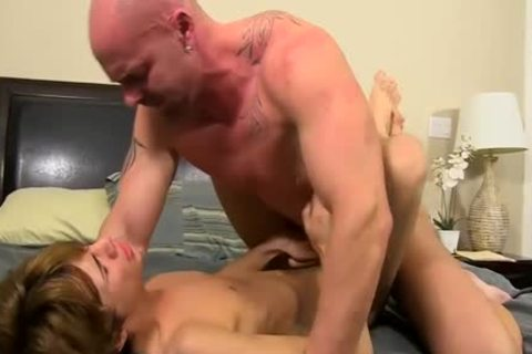 large Manly Hunk Mitch Vaughn bonks The sperm Out Of Kyler Moss