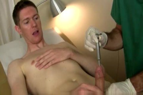 darksome homo fellows Physical With My Surprise, he came And