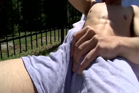 Poolside Wanker  Free homosexual HD nail clips movie Ad - XHamster