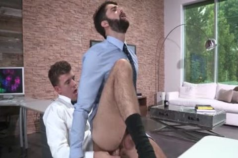 JJ Knight And Tegan Zayne Playaround At The Office