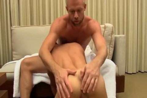 Andy Taylor acquires A big schlong In His sleazy arsehole