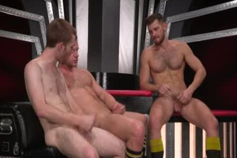 dirty Son Fetish With cream flow