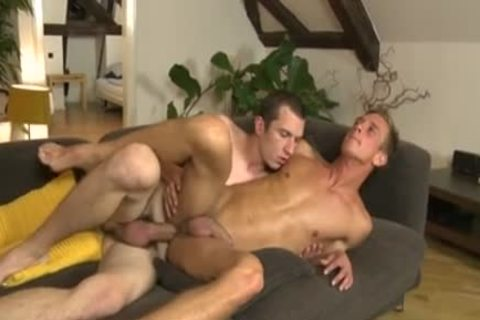 big ramrod Daddy oral enjoyment-service With sperm flow