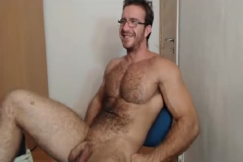 [web camera] Bigdudex A sexy hairy Daddy Shows wazoo And