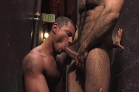 hairy gay butthole And cumshot
