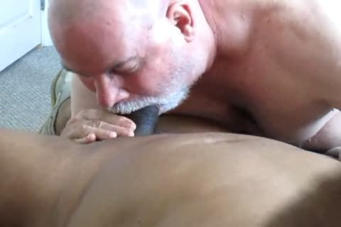 Flowing Nutt From A humongous-Dicked dark