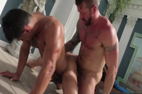 Tattoo homosexual ace nail With cumshot