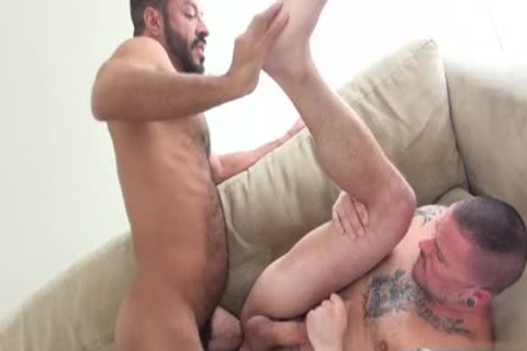 Muscle homo blowjob And ball batter flow