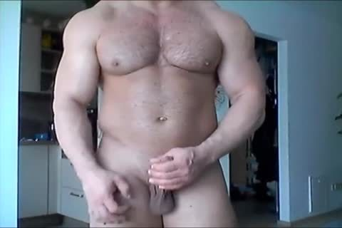 Beefymuscle.com - giant Russian Cums A Lot