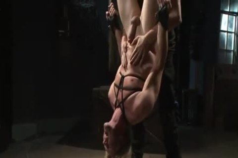 tasty Cop fastened & Tormented