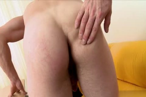 large dick Daddy Casting And Facial