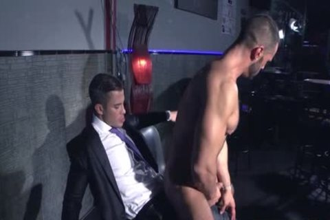 Muscle homosexual anal job And cumshot