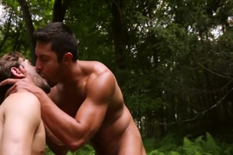 Latin homosexual Outdoor And Facial