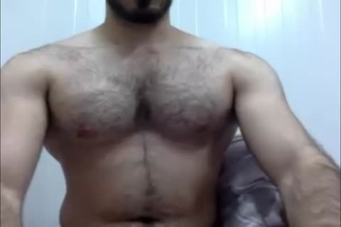 Iraqi pretty Muscle best Face Cumshoot Ever