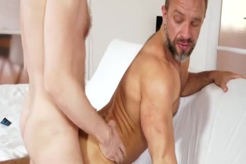 humongous Dicked Ginger hammers Daddy