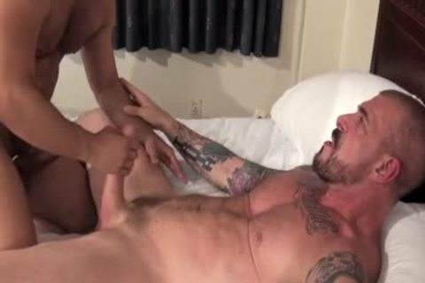 Rocco Steele Has A unprotected anal nailing