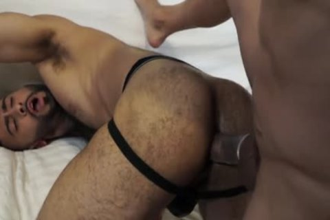 Muscle homosexual anal sex With Facial sperm