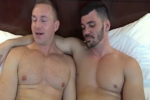 Adam Adonis & Brogan Reed nude In Dallas
